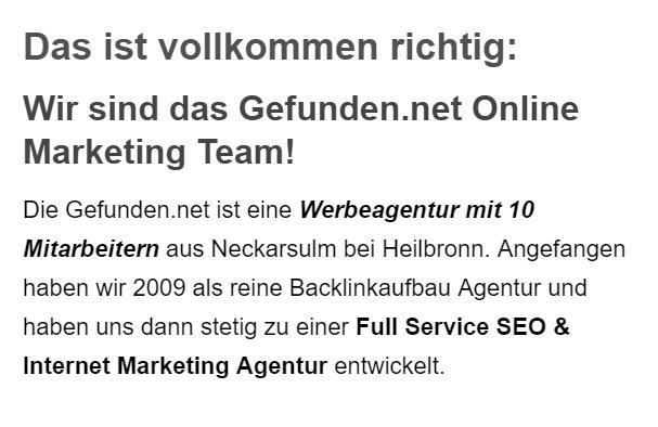 Full Service Internet Marketing Agentur in  Leobersdorf