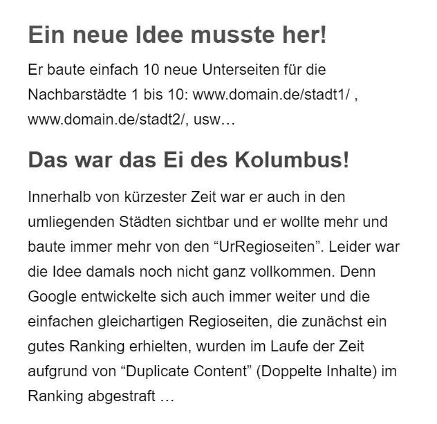 Googleoptimierung in  Leobersdorf