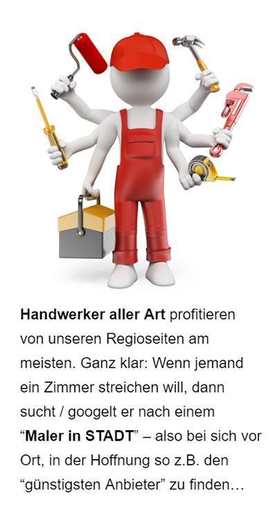 SEO für Handwerker aus  Leobersdorf