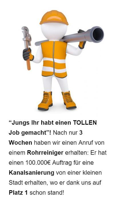 Rohrreinigung lokale Werbung in  Leobersdorf