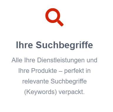 Online Marketing Agentur mit regionalen Keywords