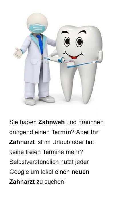 Zahnarztpraxis Marketing