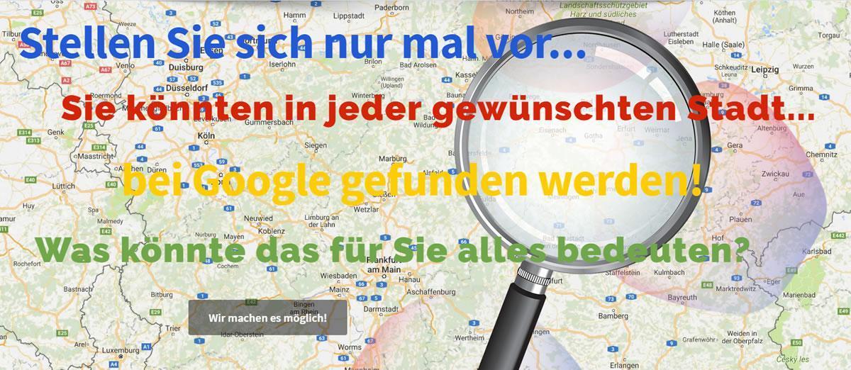 Regioseiten Leobersdorf - Werbeagentur für Regionale Suchmaschinenoptimierung
